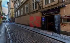 Restaurace a bary Praha 1-Staré Město k pronájmu